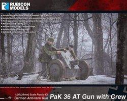 German PAK36 gun early war
