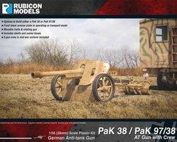 German PAK 38 / PAK97/38 gun
