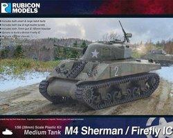 US Sherman M4 / Firefly IC tank