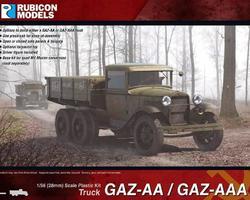 Soviet GAZ-AA / GAZ-AAA truck