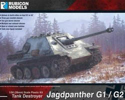 German Jagdpanther Ausf G