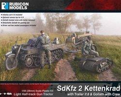 German SdKfz 2 Kettenrad