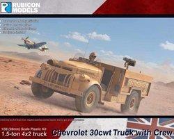 British Chevrolet 30cwt truck LRDG