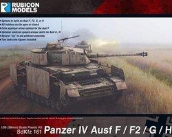 German Panzer IV Ausf F/G/H tank