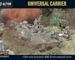 British Universal carrier