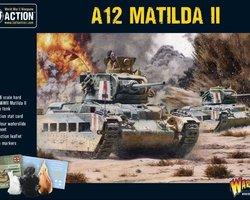 British Matilda A12 Mk2 tank