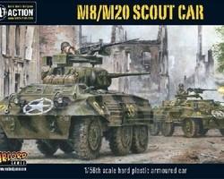 US M8 / M20 scout car
