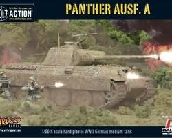 German Panther tank Ausf A