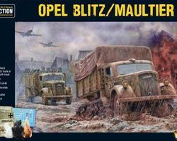 German Opel Blitz truck / Maultier