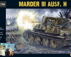 German Marder III Ausf H