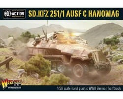 German SdKfz 251/1 Ausf C halftrack