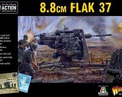 German Flak 36/37 gun