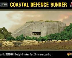 German Coastal Defence bunker
