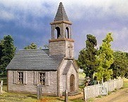 American model church