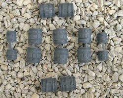 Plastic barrels small size