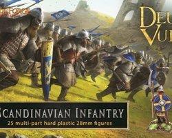 Scandinavian Infantry (Post Viking)