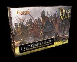 Foot Knights 11-13C