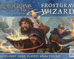 Frostgrave Wizzards I
