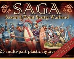 SAGA Saxon 4 point Starter Warband