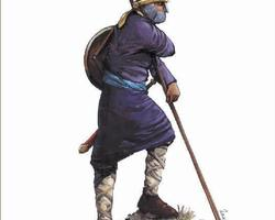 El Cid Andalusian heavy infantry