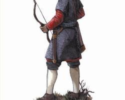 El Cid Andalusian light infantry