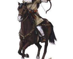 El Cid Andalusian heavy cavalry