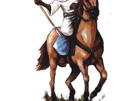 El Cid Almoravid light cavalry