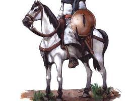 El Cid Almoravid heavy cavalry