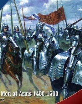War of the Roses / 1450-1500 Mounted men at arms