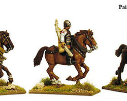 War of the Roses / 1450-1500 Light cavalry