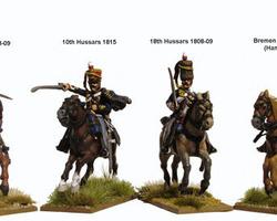 Nap British Hussars