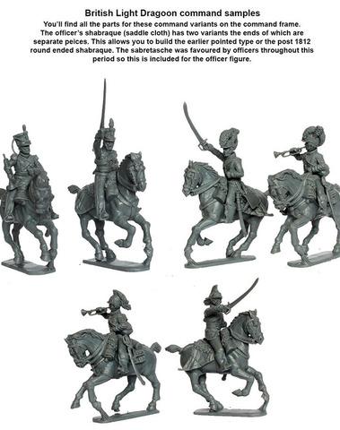 Nap British light Dragoons