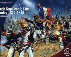 Nap French late line infantry