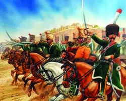 Nap French Chasseurs a Cheval