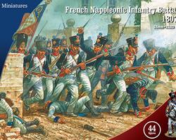 Nap French infantry 1807-1814