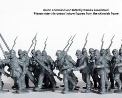 American Civil War Union infantry