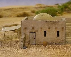 Arab Mudbrick house Accessorie pack