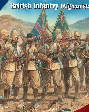 British infantry 1877-1885