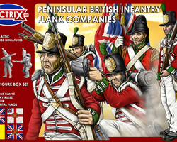 Nap British line infantry 1808-1812 flank
