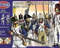 Nap French infantry 1807-1812