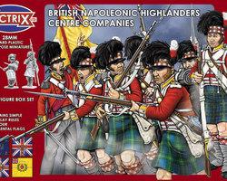 Nap Highlander infantry centre
