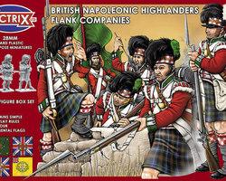 Nap Highlander infantry flank