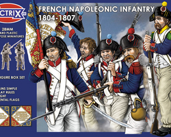 Nap French infantry 1804-1807