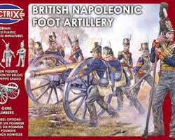 Nap British Foot artillery