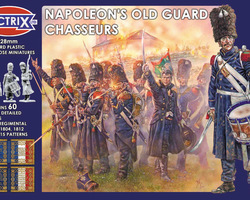 Nap French Old Guard chasseurs 1804-1815