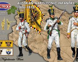 Nap Austrian line infantry 1806-1815