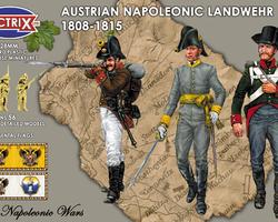Nap Austrian Landwehr 1808-1815