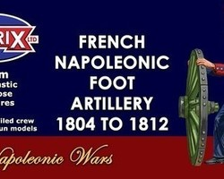 Nap French artillery 1804-1812 set 1