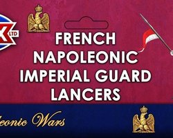 Nap french Imperial Guard Lancers