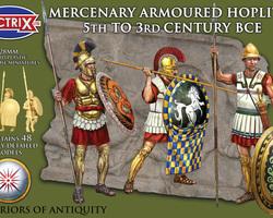 Mercenary Armoured Hoplites